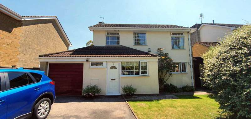 3 Bedrooms Detached House for sale in Broadway Road, Ilminster