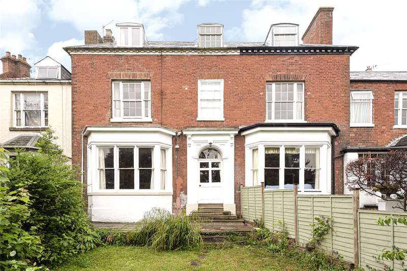 4 Bedrooms Terraced House for sale in Henwick Road, Worcester, Worcestershire, WR2