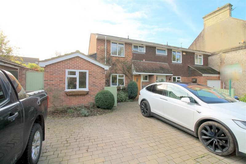 3 Bedrooms Semi Detached House for sale in Southdown Terrace, Steyning