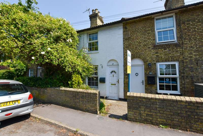 2 Bedrooms Terraced House for sale in Rochester Road, Aylesford