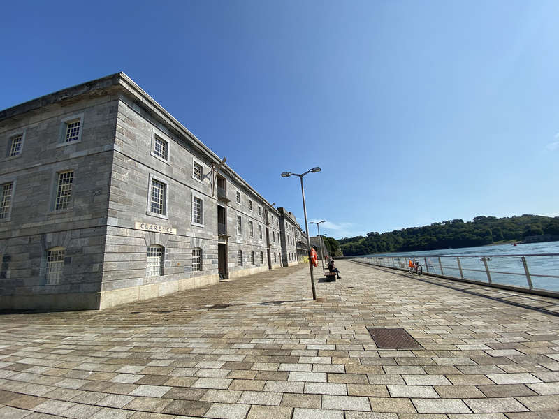 2 Bedrooms Flat for sale in Royal William Yard, Stonehouse, Plymouth, PL1 3PA