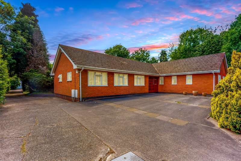 3 Bedrooms Detached Bungalow for sale in Wall Hill Road, Allesley