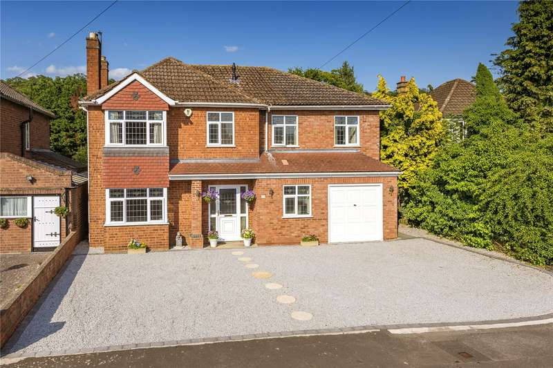 4 Bedrooms Detached House for sale in 9 Goodwood Avenue, Bridgnorth, Shropshire, WV15