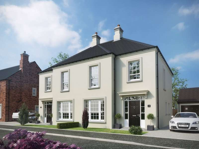 3 Bedrooms Property for sale in The Ashgrove at Deanery Demesne, Armagh