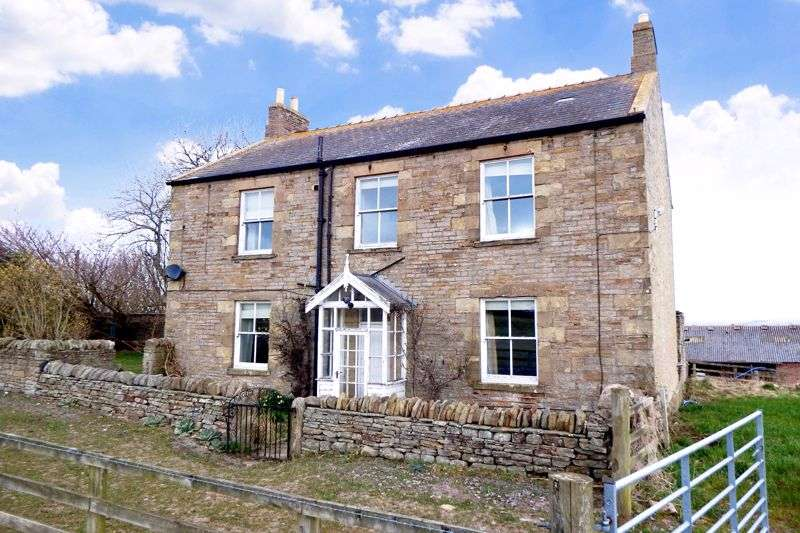4 Bedrooms Property for sale in Lawsons Farm, Whittonstall, Northumberland