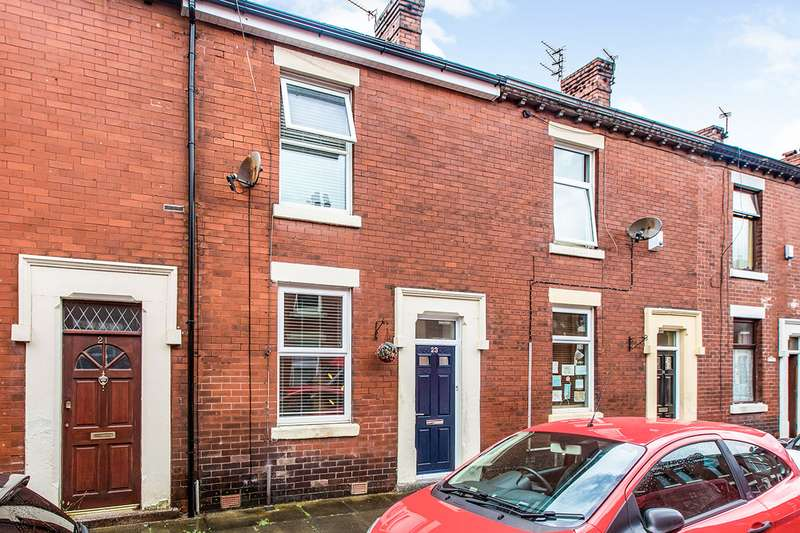 2 Bedrooms House for sale in Ecroyd Road, Ashton-on-Ribble, Preston, Lancashire, PR2