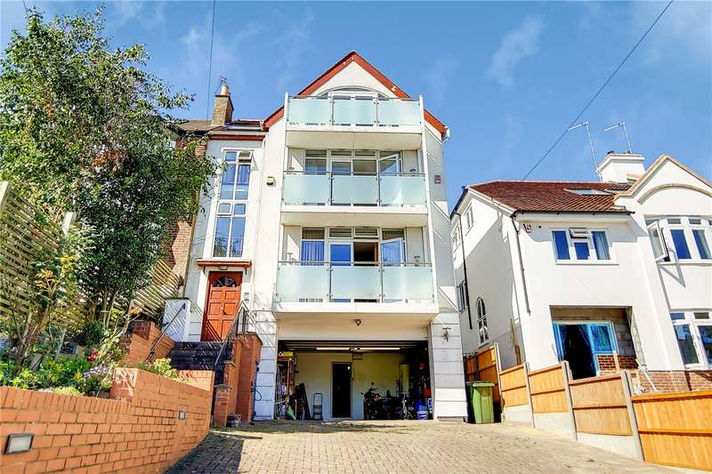 7 Bedrooms Semi Detached House for sale in Canonbie Road, London, SE23