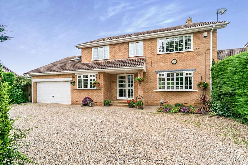 4 Bedrooms Detached House for sale in Church Lane, Sproatley, Hull, East Yorkshire, HU11