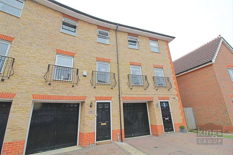 5 Bedrooms Town House for sale in Malkin Drive, Church Langley
