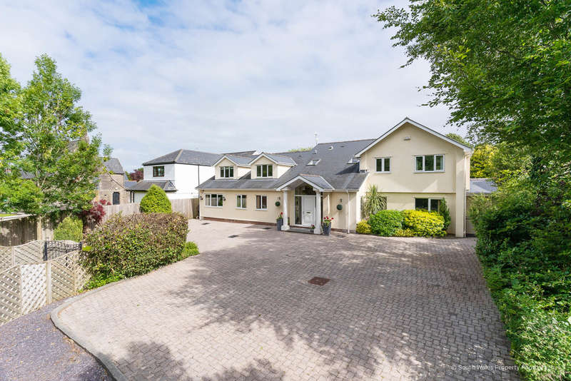 5 Bedrooms Detached House for sale in Corntown Road, Corntown, Vale of Glamorgan, CF35 5BG