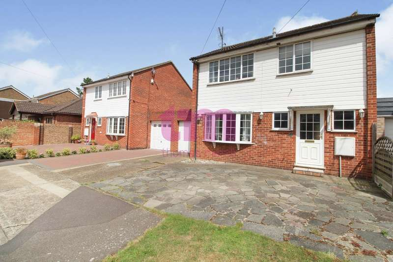 3 Bedrooms Detached House for sale in Albert Close, North Grays