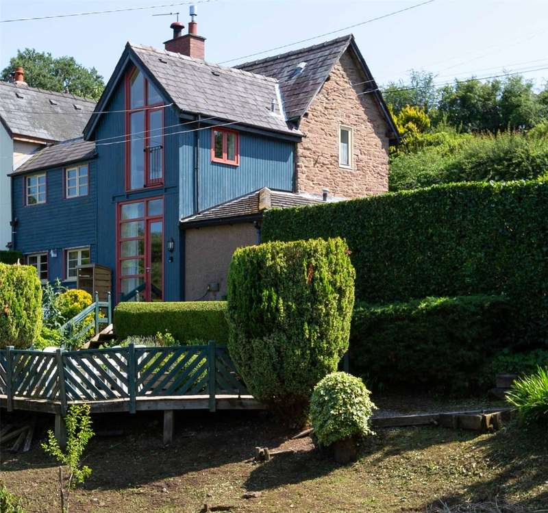 3 Bedrooms Semi Detached House for sale in 2 Old School House, Eastham, Tenbury Wells, Worcestershire, WR15