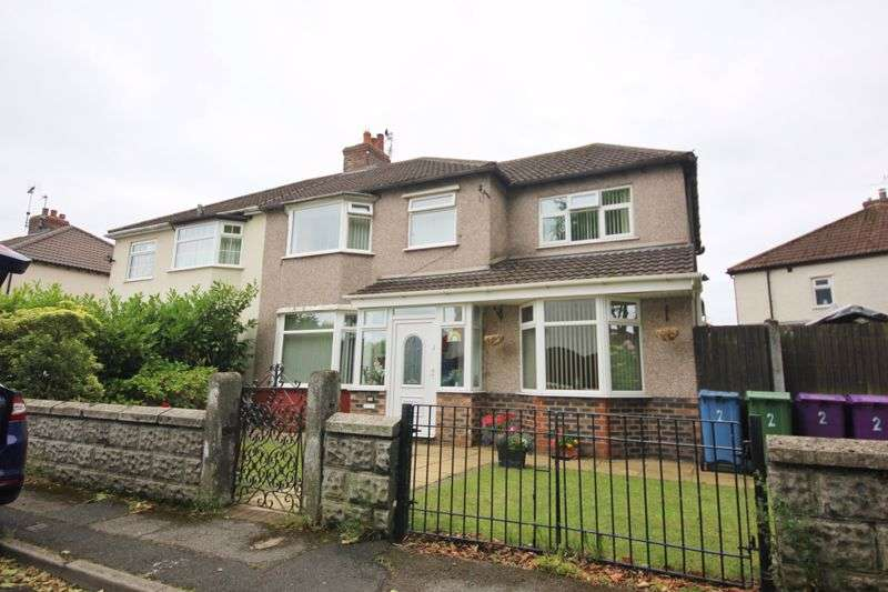 4 Bedrooms Property for sale in Shirley Road, Liverpool