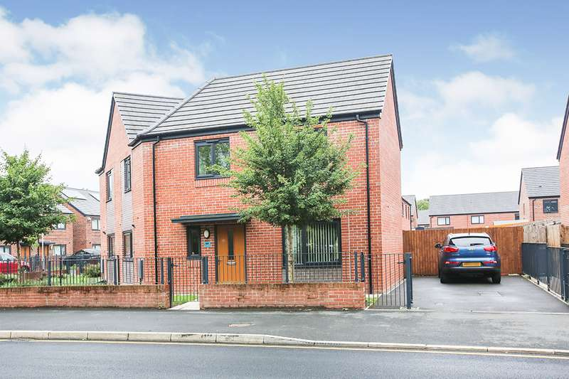 3 Bedrooms Semi Detached House for sale in Wenlock Way, Manchester, Greater Manchester, M12