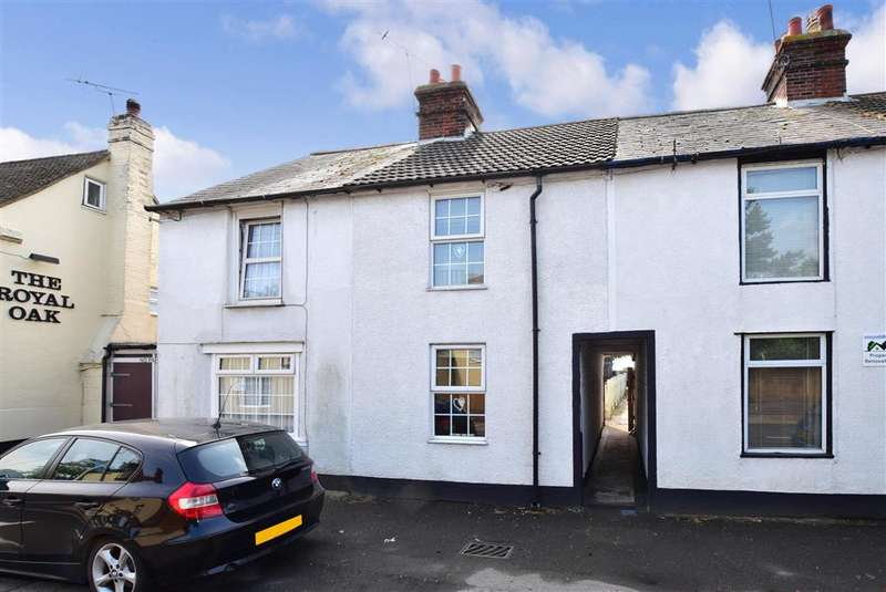 2 Bedrooms Terraced House for sale in Island Road, , Upstreet, Canterbury, Kent