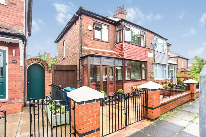 3 Bedrooms Semi Detached House for sale in Delamere Street, Manchester, Greater Manchester, M11