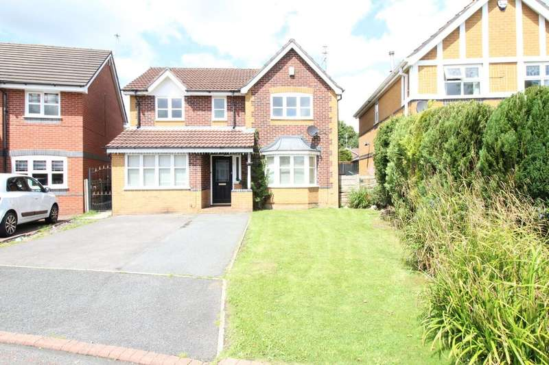 4 Bedrooms Detached House for sale in Kittiwake Close, Astley, M29