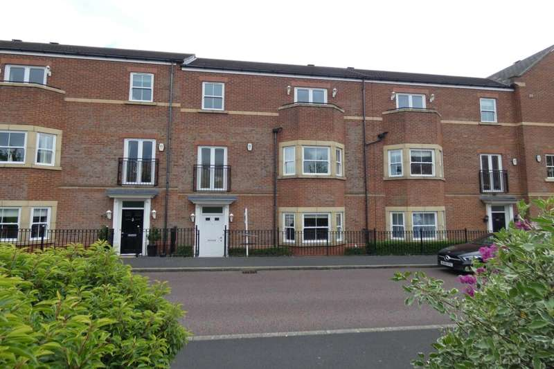 4 Bedrooms Terraced House for rent in Featherstone Grove, Newcastle Great Park, Newcastle Upon Tyne, NE3