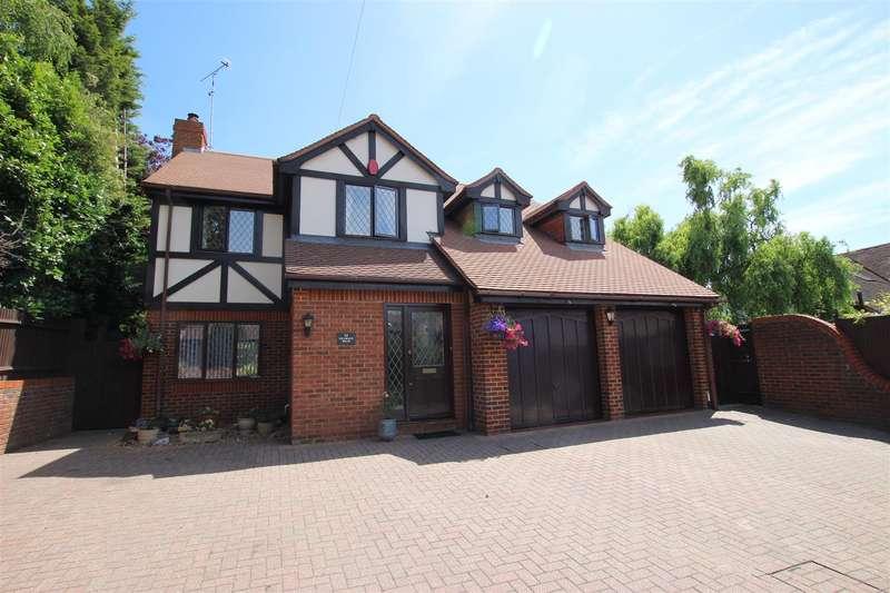 5 Bedrooms Detached House for sale in Vicarage Road, Silsoe, Bedford