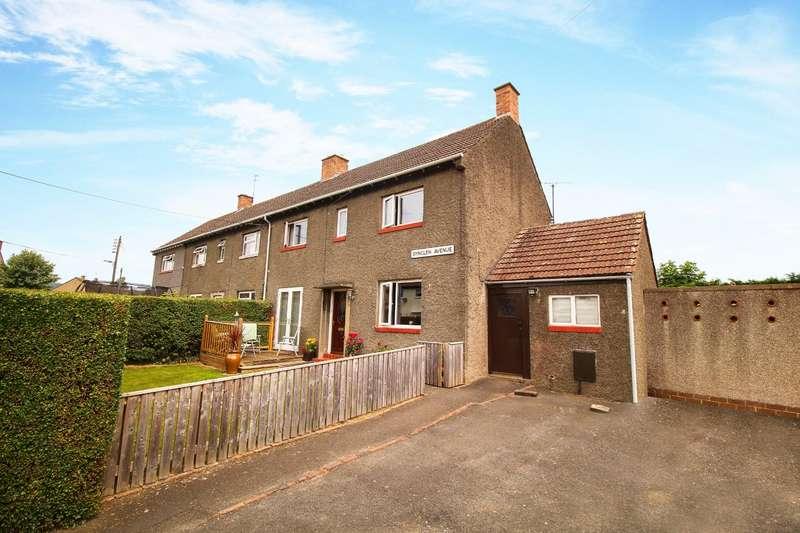 3 Bedrooms Semi Detached House for sale in Synclen Avenue, Corbridge