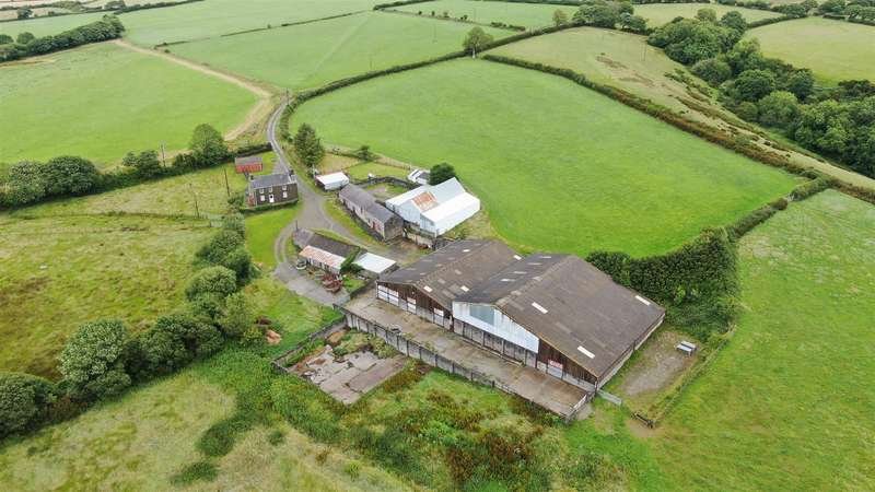 4 Bedrooms Land Commercial for sale in Overlooking Cardigan Bay, Aberaeron