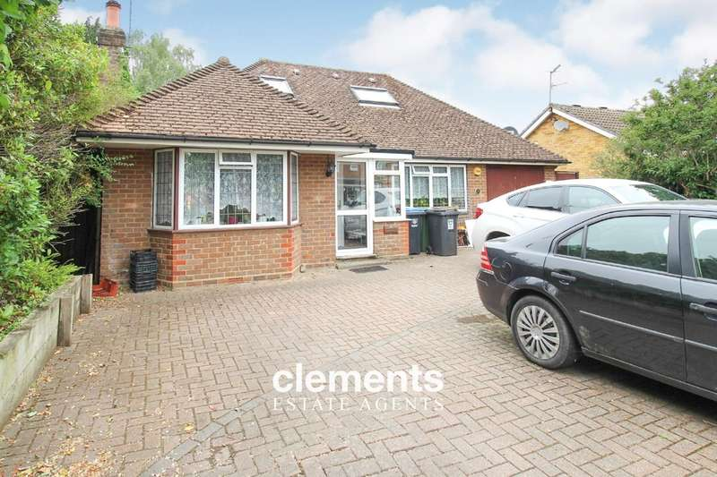 4 Bedrooms Detached Bungalow for sale in Leverstock Green, Hemel Hempstead