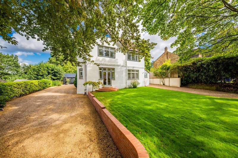 6 Bedrooms Detached House for sale in Heatherdale Road, Camberley