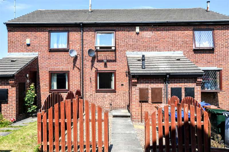 2 Bedrooms Terraced House for sale in Park View, Dodworth, Barnsley, S75 3RE
