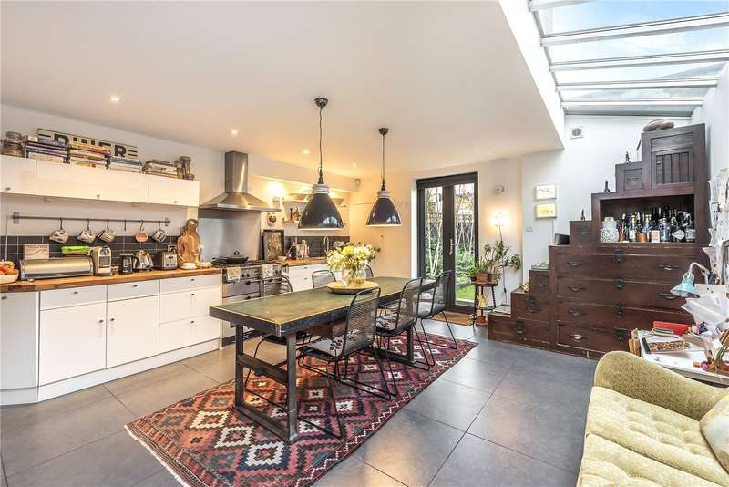 5 Bedrooms Terraced House for sale in Wakeman Road, London, NW10