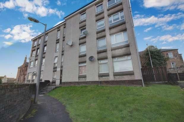 Flat for sale in Bellsland Place, Kilmarnock, Ayrshire, KA1 3HJ
