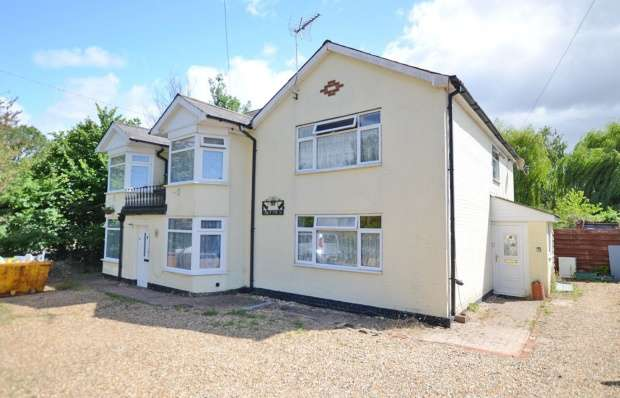 5 Bedrooms Detached House for sale in Botley Road, Eastleigh, Hampshire, SO50 7AP
