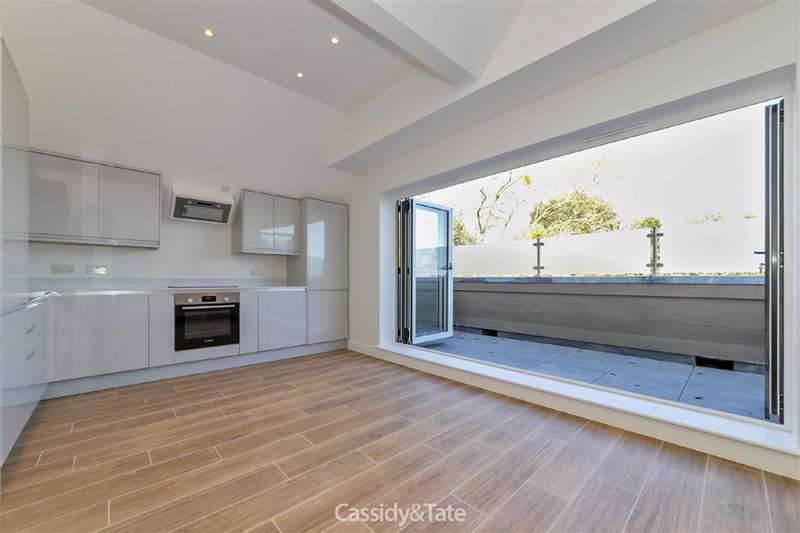 2 Bedrooms Property for sale in Heath Farm Lane, St Albans, Hertfordshire - AL3 5AE