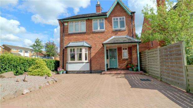 4 Bedrooms Detached House for sale in Quaker Road, Sileby, Loughborough