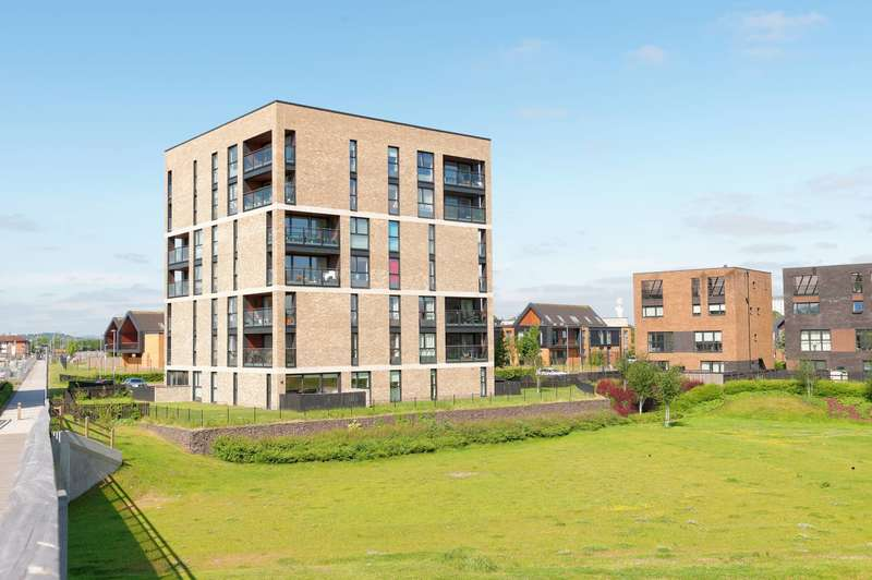 2 Bedrooms Apartment Flat for sale in London Avenue, Dalmarnock, Glasgow, G40 3GZ