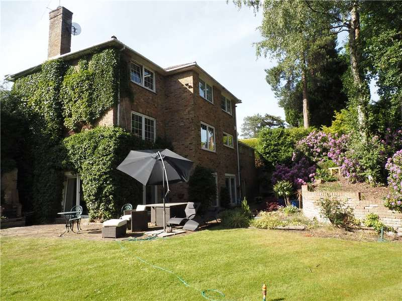 6 Bedrooms Detached House for sale in Alison Drive, Camberley, Surrey, GU15