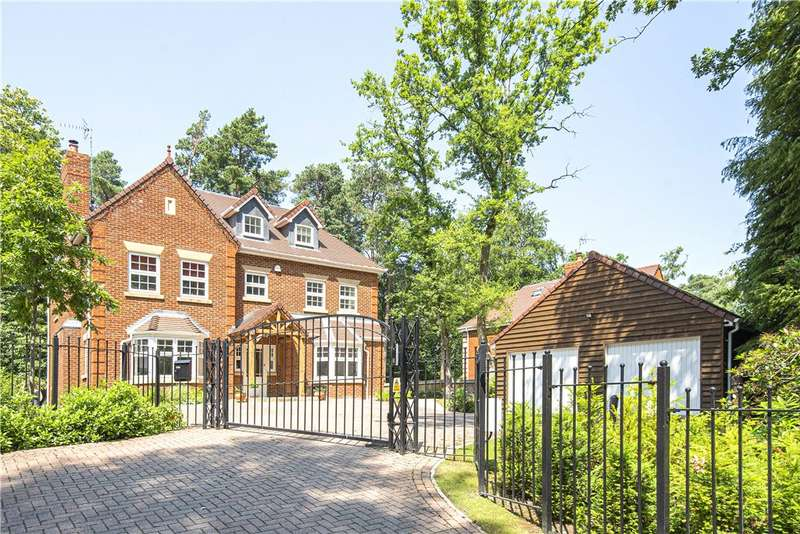 6 Bedrooms Detached House for sale in Tekels Park, Camberley, Surrey, GU15