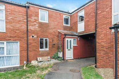 4 Bedrooms End Of Terrace House for sale in Hopton Road, Stevenage, Hertfordshire, England