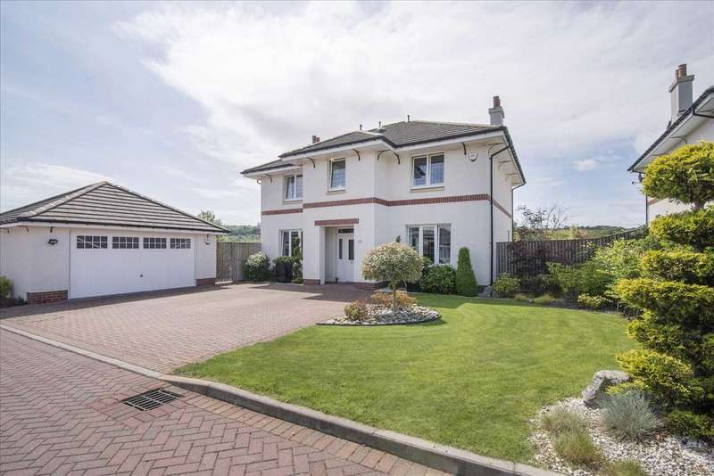 4 Bedrooms Detached House for sale in Gowan Lea, Dollar