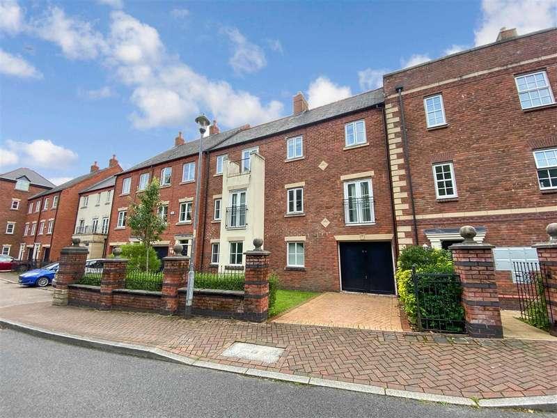 2 Bedrooms Apartment Flat for sale in Danvers Way, Fulwood