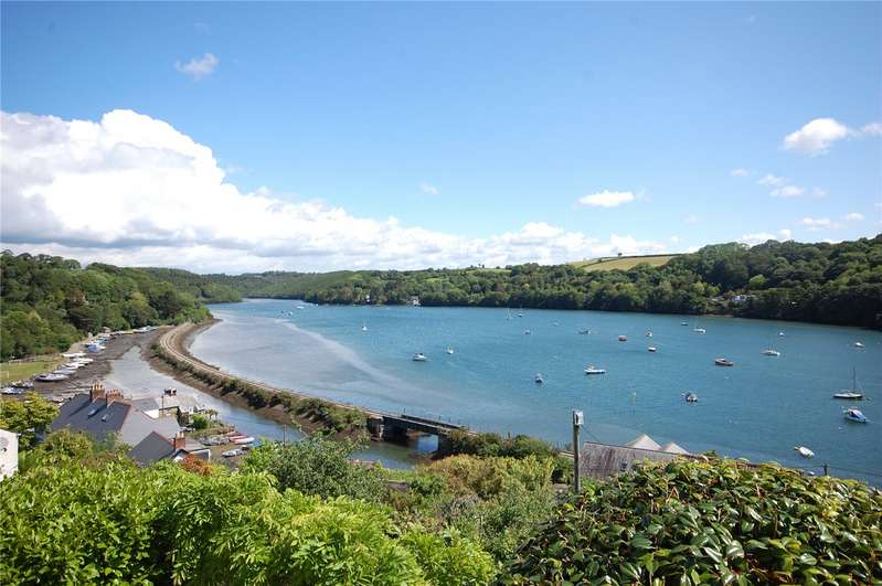 3 Bedrooms Detached House for sale in Gumms Lane, Golant, Cornwall, PL23