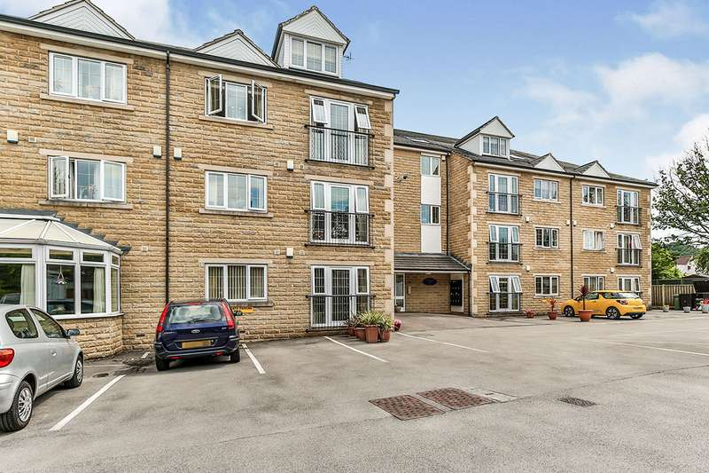 1 Bedroom Apartment Flat for sale in Hutcliffe Wood View, Sheffield, S8