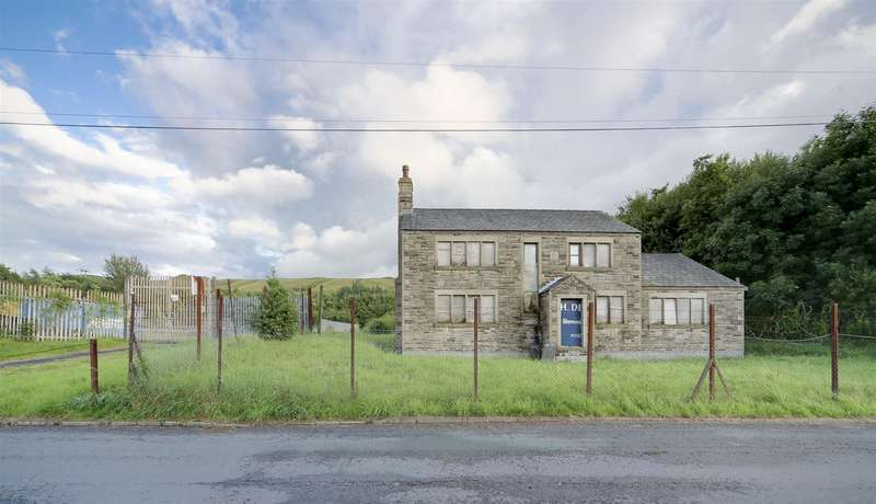 Land Commercial for sale in Brandwood Quarries, Blackwood Road, Stacksteads, Bacup, Rossendale
