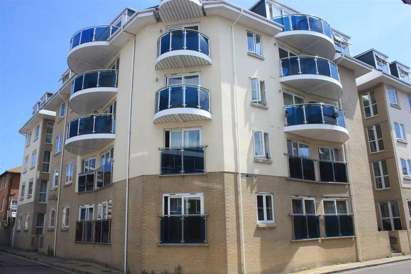 1 Bedroom Apartment Flat for rent in Modern Apartment, Lower St. Alban Street, Weymouth