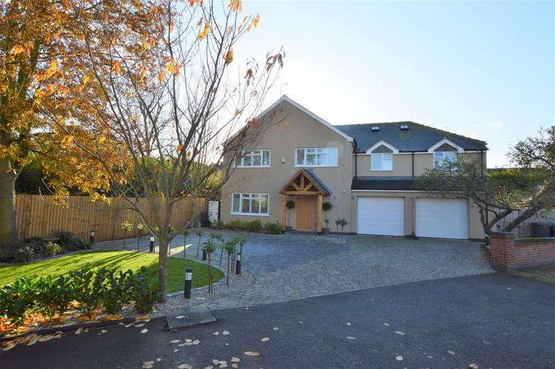 5 Bedrooms Detached House for sale in The Nook, East Leake, Loughborough