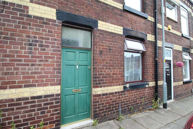 3 Bedrooms Terraced House for sale in Perch Street, Whelley, Wigan.