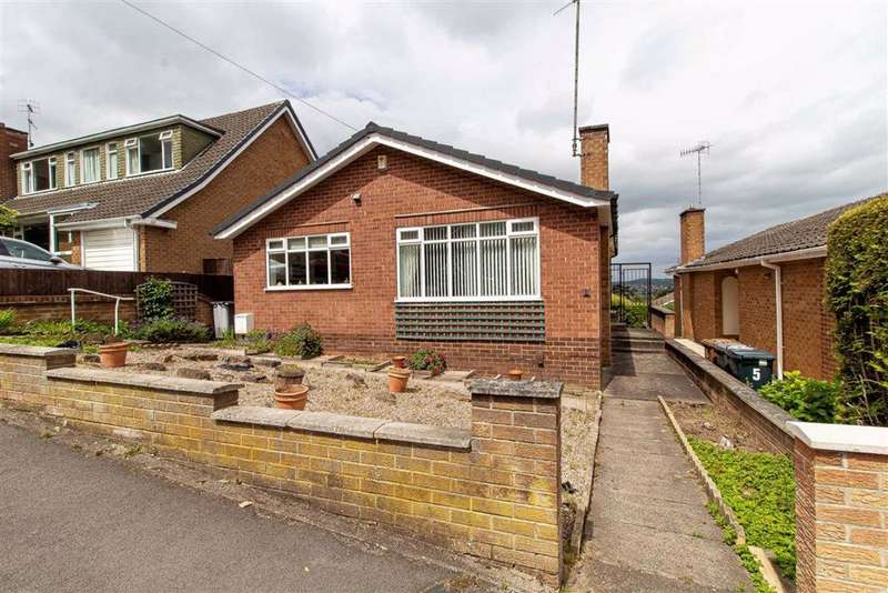 2 Bedrooms Detached Bungalow for sale in Longacre, Woodthorpe, Nottingham