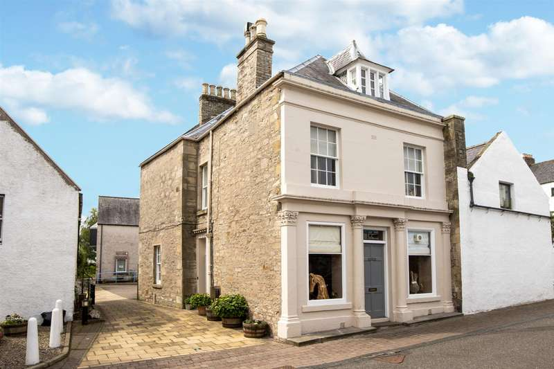 5 Bedrooms Semi Detached House for sale in 11/13 Black Bull Street, Duns