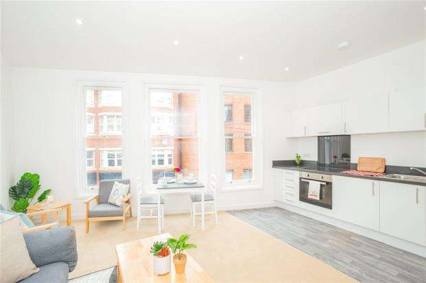 2 Bedrooms Apartment Flat for sale in Jacksons Corner, Reading