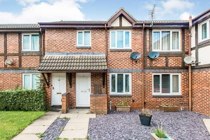 2 Bedrooms House for sale in Alexander Place, Grimsargh, Preston, Lancashire, PR2