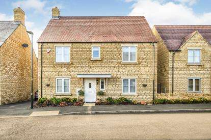 4 Bedrooms Detached House for sale in Furrow Way, Mickleton, Chipping Campden